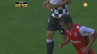 SC Braga, Jogada, Marcelo Goiano aos 22'