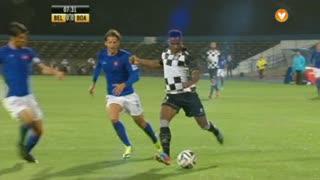 Boavista FC, Jogada, Brito aos 7'
