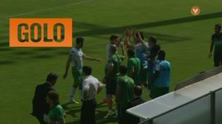 Moreirense, Arsénio aos 28', Moreirense 1-0 V. Setúbal