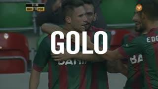 GOLO! Marítimo M., Bruno Gallo aos 32', Marítimo M. 1-0 FC Porto