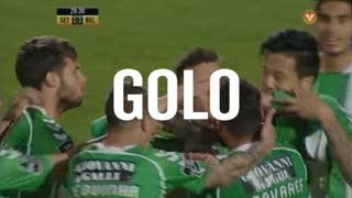GOLO! Vitória FC, João Schmidt aos 30', Vitória FC 1-1 Belenenses