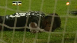 Vitória SC, Jogada, B. Saré aos 32'