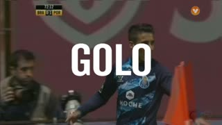 GOLO! FC Porto, Tello aos 73', SC Braga 0-1 FC Porto
