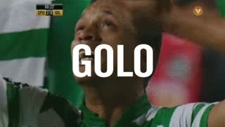 GOLO! Sporting CP, Nani aos 68', Sporting CP 2-0 Gil Vicente FC