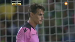 Sporting CP, Jogada, Montero aos 22'