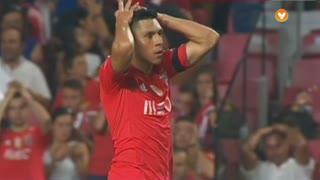 SL Benfica, Jogada, Enzo Pérez aos 62'