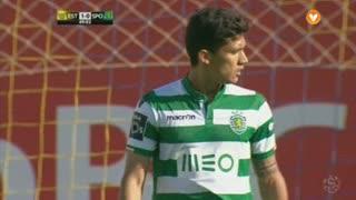 Sporting CP, Jogada, Montero aos 49'