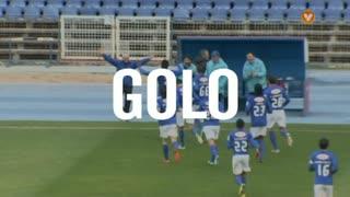 GOLO! Belenenses, Pelé aos 27', Belenenses 1-0 Gil Vicente FC
