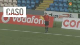 Moreirense FC, Caso, Leandro aos 12'