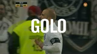 GOLO! Vitória SC, André André aos 38', Vitória SC 3-0 CD Nacional
