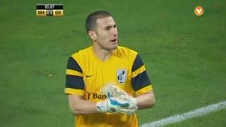 SC Braga, Jogada, Tiago Gomes aos 1'