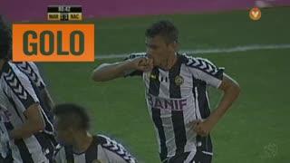 GOLO! CD Nacional, Tiquinho aos 81', Marítimo M. 1-1 CD Nacional
