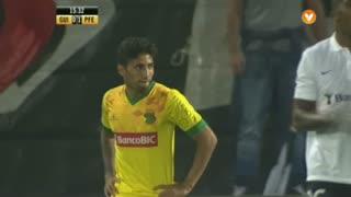 FC P.Ferreira, Jogada, Urreta aos 16'