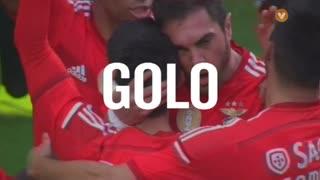 GOLO! SL Benfica, Jardel aos 9', SL Benfica 1-0 Vitória FC