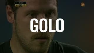 GOLO! A. Académica, Schumacher aos 31', A. Académica 1-0 ( Estoril Praia