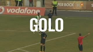 GOLO! Vitória FC, Marcelo Oliveira (p.b.) aos 50', Vitória FC 1-1 ( Moreirense FC