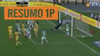 I Liga (28ªJ): Resumo Vitória FC 1-2 Sporting CP