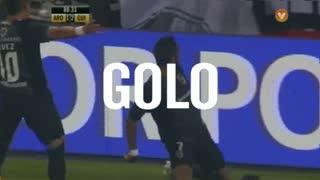 GOLO! Vitória SC, Hernâni aos 89', FC Arouca 1-2 Vitória SC