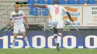 Marítimo M., Jogada, Danilo Pereira aos 7'