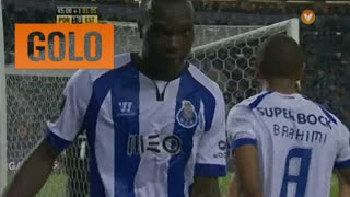 GOLO! FC Porto, Aboubakar aos 45', FC Porto 2-0 Estoril Praia