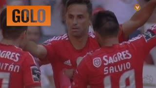 GOLO! SL Benfica, Jonas aos 21', SL Benfica 1-0 CD Nacional