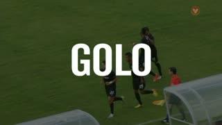 GOLO! A. Académica, Rui Pedro aos 9', FC Arouca 0-1 A. Académica