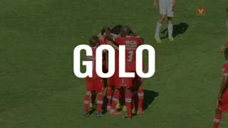 GOLO! Gil Vicente FC, Diogo Valente aos 25', Gil Vicente FC 1-0 Marítimo M.