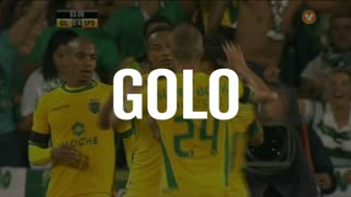 Sporting CP, Carrillo aos 83', Gil Vicente FC 0-4 Sporting CP