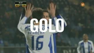 GOLO! FC Porto, Herrera aos 47', A. Académica 0-3 FC Porto