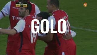 GOLO! SC Braga, Frederico Venâncio (p.b.) aos 58', Vitória FC 1-2 SC Braga