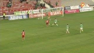 Gil Vicente FC, Jogada, Simy aos 77'