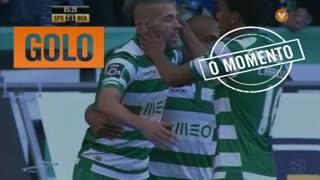 GOLO! Sporting CP, Slimani aos 66', Sporting CP 2-1 Boavista FC