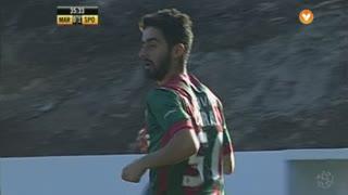 Marítimo M., Jogada, António Xavier aos 35'
