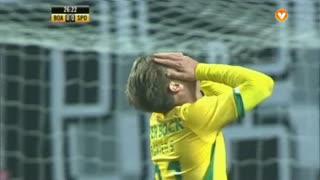 Sporting CP, Jogada, Adrien Silva aos 26'