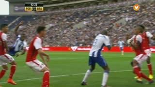 FC Porto, Jogada, Jackson Martínez aos 42'
