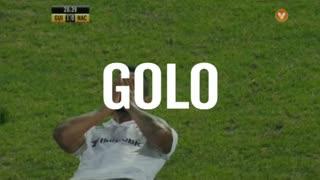 GOLO! Vitória SC, Ricardo Gomes aos 28', Vitória SC 1-0 CD Nacional