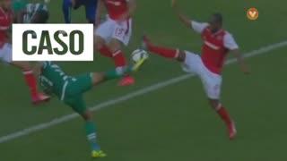 Sporting CP, Caso, João Mário aos 46'