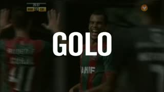 GOLO! Marítimo M., Fransérgio aos 28', Marítimo M. 2-0 Vitória SC