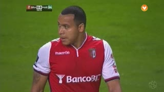 SC Braga, Jogada, Felipe Pardo aos 19'