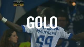 GOLO! FC Porto, Aboubakar aos 32', FC Porto 1-0 FC Arouca