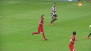 FC Penafiel, Jogada, André Fontes aos 34'