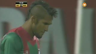Marítimo M., Jogada, Dyego Sousa aos 75'