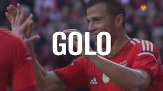 GOLO! SL Benfica, Lima aos 40', SL Benfica 2-0 Vitória FC