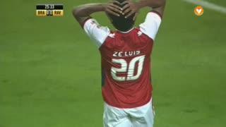 SC Braga, Jogada, Zé Luís aos 25'
