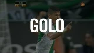 GOLO! Sporting CP, Montero aos 66', Sporting CP 4-2 Marítimo M.