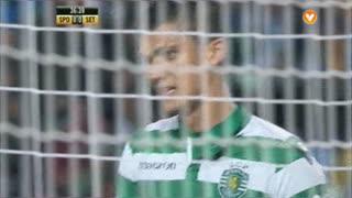 Sporting CP, Jogada, Montero aos 36'