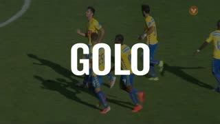Estoril, Kléber aos 42', Gil Vicente 1-1 Estoril