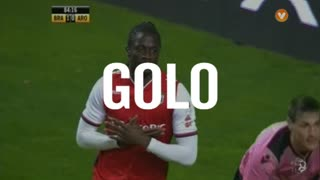 Sp. Braga, Éder aos 85', Sp. Braga 2-0 Arouca