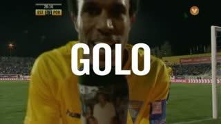 GOLO! Estoril Praia, Kuca aos 27', Estoril Praia 1-1 FC Porto