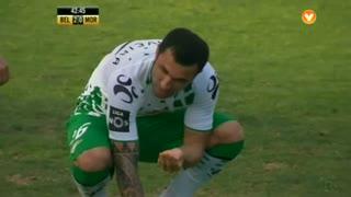 GOLO! Belenenses, Danielson (p.b.) aos 43', Belenenses 2-0 Moreirense FC